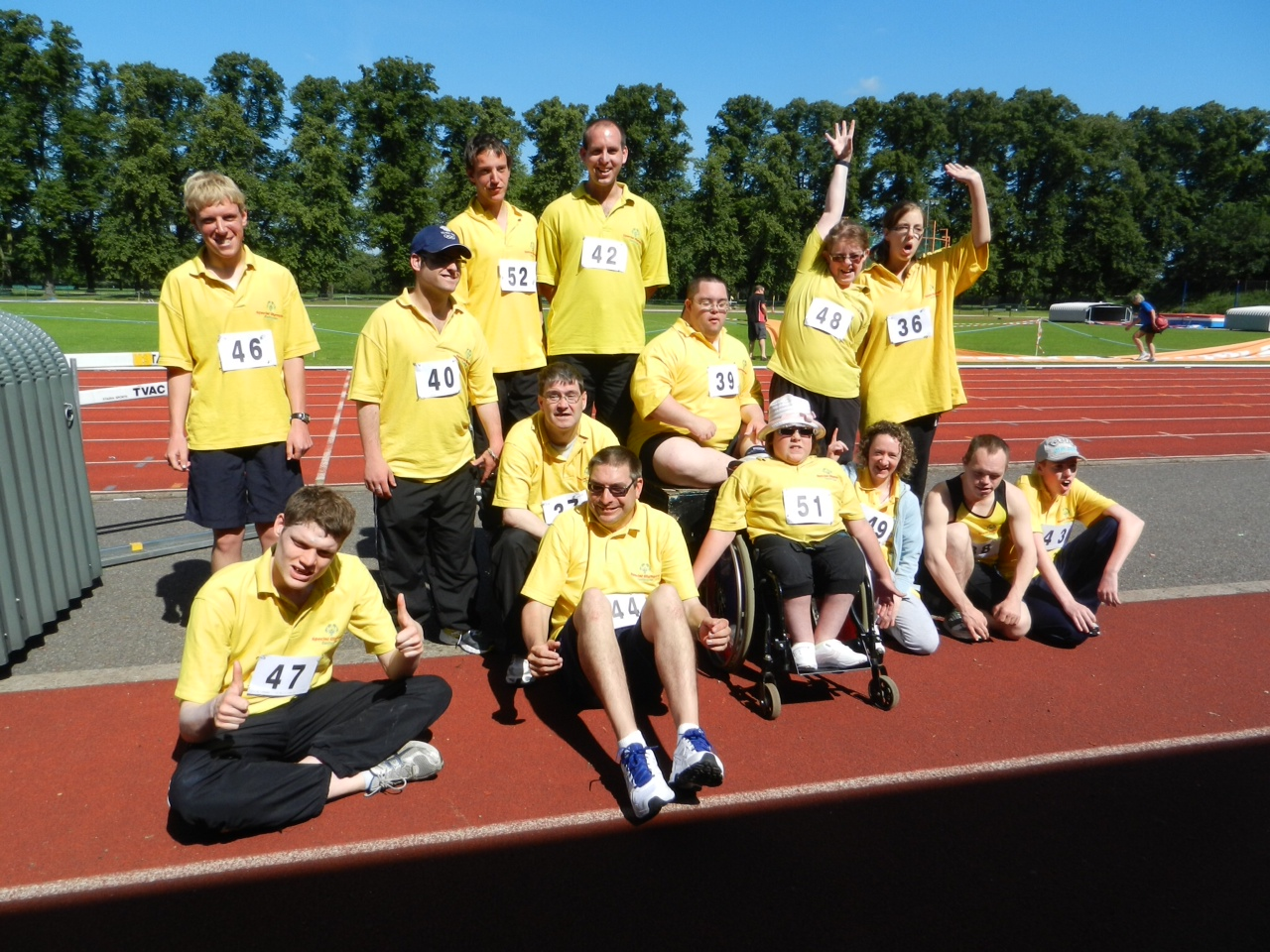Special Olympics Eastbourne